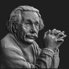 albert einstein relief art einstein albert relief sculpting 3dprinting art sculptures