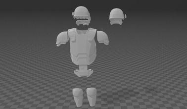 alien colonial marines armor alien colonial marines helmet armor avp 3d print games toys games toys game accessories game accessories