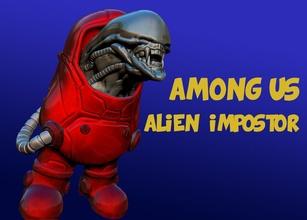 us gioco carattere alieno impostore scifi orrore impostore alieno gioco giochi fantasia mobile spazio astronauta us xenomorfo mescolare film scienza Giochi giocattoli Giochi