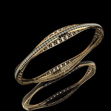 arabic bangle fashion gold art luxury silver bangle arabic style jewelry fashion bangle bracelets