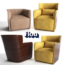 armchair flou softwing house flou softwing armchair velvet velur chair sofa livingroom house furniture