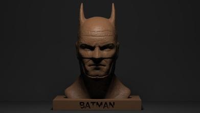 Batman argilla Batman dc eroe fallimento supereroe statua comico argilla Giochi giocattoli Giochi giocattoli arte sculture