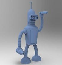 bender rodriguez futurama bender futurama rodriguez robot serie taglio futurismo arte