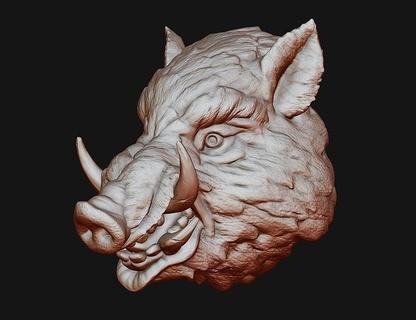 dnd dwarf boar