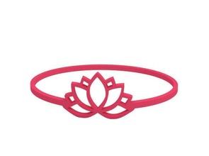 pulseira pulseira moda joalheria flor Projeto pulseiras