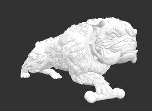 Boğa köpek bulldog Boğa köpek heykel Sanat hayvan rottweiler husky boksör heykeller