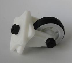 castor wheel hobby-diy mechanical moving wheel castor hobby diy parts caster hobby diy mechanical parts