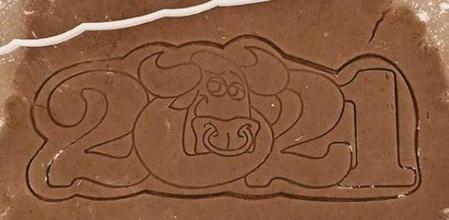 kurabiye kesici Boğa 2021 Cookiestamp bisküvi kurabiye zencefil zencefilli çörek ev halkı kurabiye kalıbı kurabiye kesici kurabiye pişirme bisküvisi fırın pişmiş ev mutfak gereçleri 3dprinting Boğa inek mutfak yemek mutfak yemek