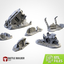 çöktü Araçlar 40 tank gergedan itici deniz gelecek Uzay star savaşlar arazi imparatorluk vay Eldar barikatlar bilimkurgu txarli savaş inşaatçı teknoloji Warhammer oyunlar oyuncaklar oyunlar oyuncaklar
