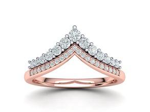 crown tiara ring two one chevron ring 3d model jewelry tiara jewelry crown ring princess ring 3dring usa canada israel europe crown printable diamond crown chevron ring lady ring queen ring royalty ring rings giftforher gold 14k