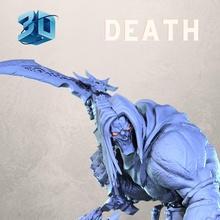 morte Darksiders 3d imprimível modelo stl digital morte Darksiders vilões montagem cavaleiros friday13 gelloween Bruxas compras jogos morte Darksiders vilões montagem cavaleiros friday13 gelloween Bruxas