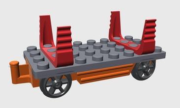 duplo train Plate forme bois titulaires lego duplo train Plate forme bois charge lourd Jeux jouets Jeux jouets