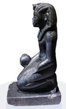 egyptian statue berlin museum art sculpture art egyptian statue figurine sculptures berlin museum 3d