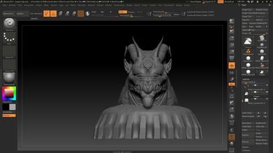 evil dragon sculp dragon sculp character fantasy creature reptile magical evil art sculptures