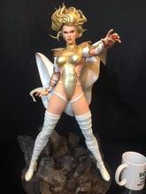 fan arte Fenice vigore emma brina eroina eroe Fenice vigore emma brina supereroe comico i fumetti fumetto Stampa arte stampabile scultura statua xmen mutante meraviglia mutanti