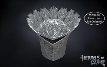 final fantasy xii - judge bergan helmet games-toys helm helmet armor cosplay final fantasy xii judge bergan knight wearable games toys games toys game accessories game accessories