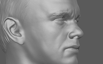forrest gump testa forrest gump testa caldo giocattoli viso ritratto arte Giochi Giochi giocattoli sculture