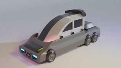 futuristic electric car 3d model 3d printing animation film futuristic electric car 3d model printing animation film gadgets  science engineering