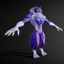 game fictional characters werewolf game fictional characters werewolves art man body muscle games toys games toys