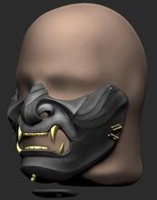 hayalet maske maske samuray Japonya Tsushima hayalet Katana kask zırh zırh Kostüm oyunu kostüm koruması Hokey oyuncaklar oyunlar oyunlar oyuncaklar