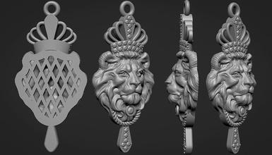 head lion crown lion pendant crown lion pendant cat lion face lion earrings lion lion crown bracelet jewelry pendant earrings gold silver leon kitty pendant necklace jewel printable lion head pendants