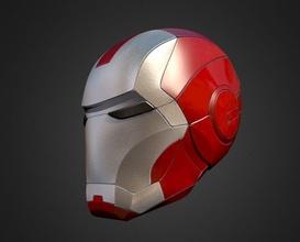 Helm Kennzeichen Eisen Kennzeichen Eisen Helm Metall Rächer Endspiel Tony Stark Cosplay Kapitän Eisen Spiele Spielzeuge Spiele Spielzeuge