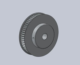 htd-5m timming pulley 60 teeth htd 5m timming pulley cnc 3d printer aluminum belt design technology metallic 3d printer covid 19 protection resources science engineering