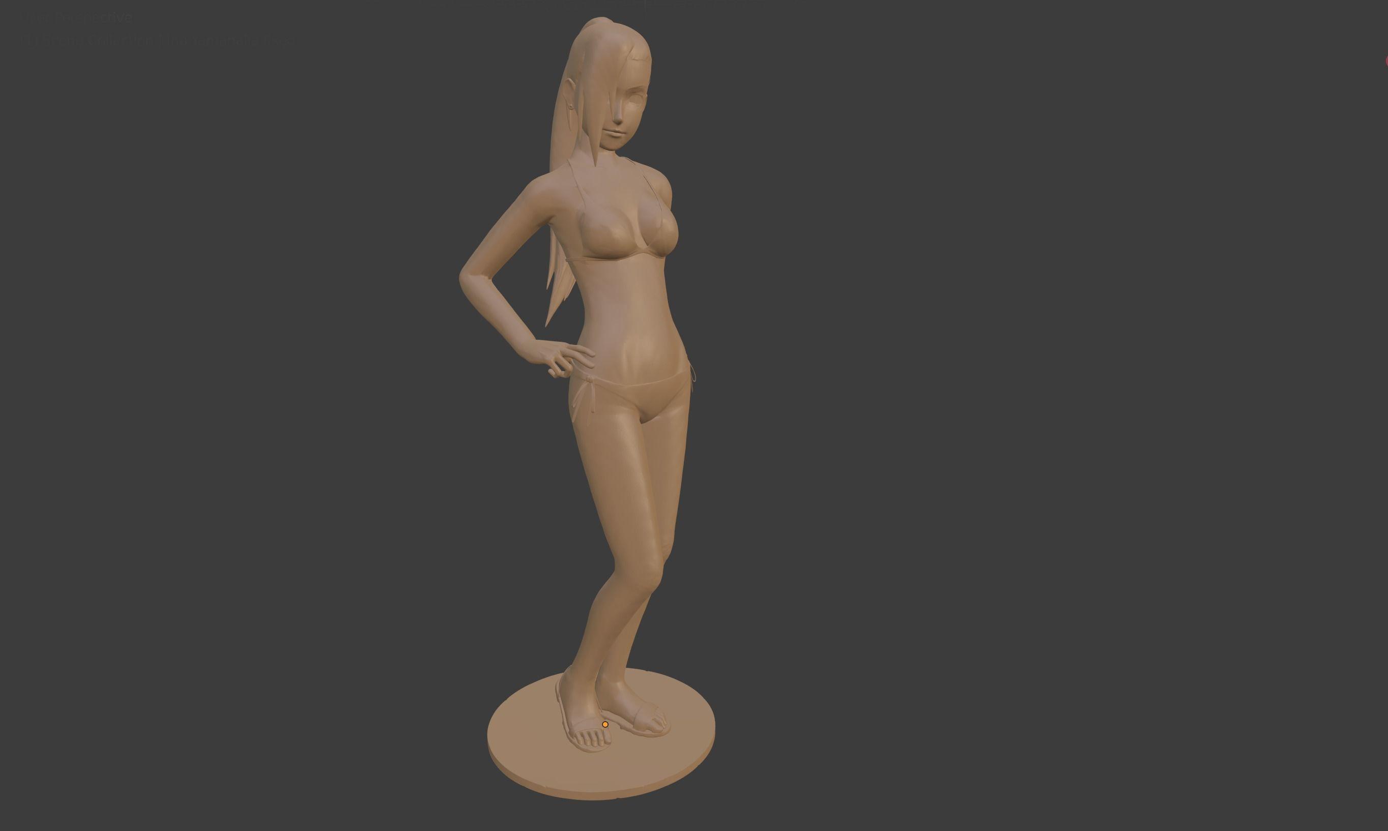 Ino yamanaka bikini