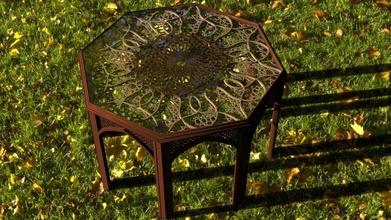 islamisch Tabelle islamisch Arabisch arabisch persisch Tabelle Muslim arab iranisch Kunst mathematisch mathematisch Kunst