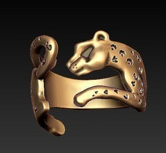 jaguar anello boho gioielli jaguar amore boho di boemia cupido passione simbolo anello oro argento gioiello stampabile moda e bellezza di san valentino matrimonio gemma romantico chibi gioielli anelli