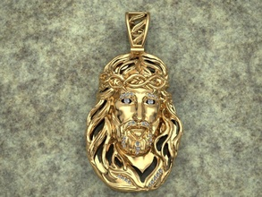 jesus face pendante gems jesus face pendante gems gold fashion silver art hobby particle sculpture diamond fashion pendant gem stone statue white printable decoration quark jewelry pendants