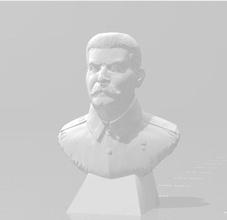 joseph stalin busto statua sovietica storia ww2 stalin art le scansioni le repliche scansioni repliche