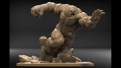 travolgente x men printmodel xmen statua figura arte figurina artigiano escultura oggetti collezione decoracion mutante travolgente leviatano sculture