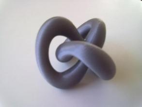 knot sculptur art knot sculpture 3dprint miniatures challenge art sculptures 3d object