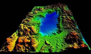 lake tahoe 3d underwater bottom topographic terrain dem art tahoe nautical terrain topography bottom lake cabin skiing satellite dem elevation art other