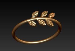 foglia anello in stile bohemien gioielli foglia anello boho di boemia pace hippies lo yoga spirituale tribù organico natura terra carino caldo rituale simbolo e tribali il cerimoniale gioielli anelli
