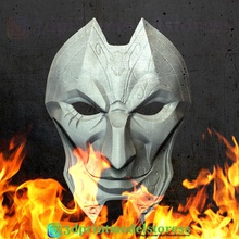 league legends jhin mask costume cosplay lol helmet league  legends jhin mask cosplay lol helmet league legends jhin mask jhin mask lol cosplay jhin mask lol lol jhin mask league legends cosplay league legends helmet league legends mask jhin mask league legends best helmet dark knight helmet warhammer games toys games toys