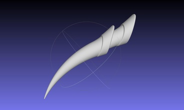 league legends kda evelynn claws printable model 3d printing 3d printable replica costume cosplay kda evelynn league legends lol kda evelynn claw fantasy videogame games toys games toys