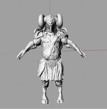 legend characters khnum legend characters khnum   romanised khnemu magical statue art man games toys games toys