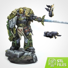 leon johnson scale 75 lion lionel johnson leon dark angels warhammer warhammer 40k animal space wolves marine primarch horus sci fi battle games toys games toys board board games