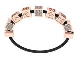 luis vuitton bracelet components jewelry luis vuitton bracelet luis luisvuitton dice dice bracelet fashion bracelet gold bracelet diamond bracelet jewellery bvlgari tiffany wedding bracelet luxury jewelry bracelets
