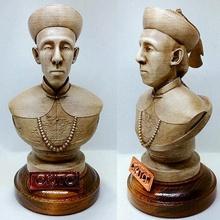 mago okito fallimento arte statua Magia mago okito houdini fallimento scultura stregone sculture