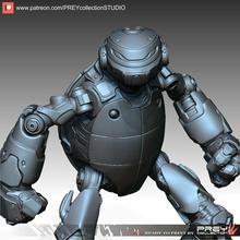 metallo mutante tmnt carattere supereroe tavolo miniature figurine tartarughe 3dprint statua creatura fantasia immaginario scultura giocattoli arte sculture Giochi Giochi giocattoli
