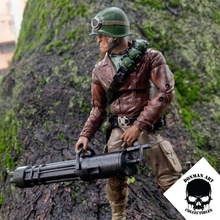 mini gun scale 1 12 action figures gijoe starwars marvellegends figure actionfigure gun weapon toy soldier military army danger infantry combat games toys games toys statue junction warning