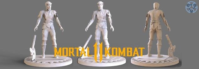 mk11 figura mk11 mortale kombat attacco combattente gioco carattere Giochi giocattoli Giochi giocattoli zero