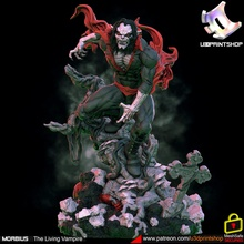 morbius vivant vampire morbius merveille vengeur capitaine Amérique marque homme fer rigide Tony Stark ponton araignée homme araignée Thor tonnerre l'homme fourmi casse cou vision panthère panthère noire fusée art sculptures