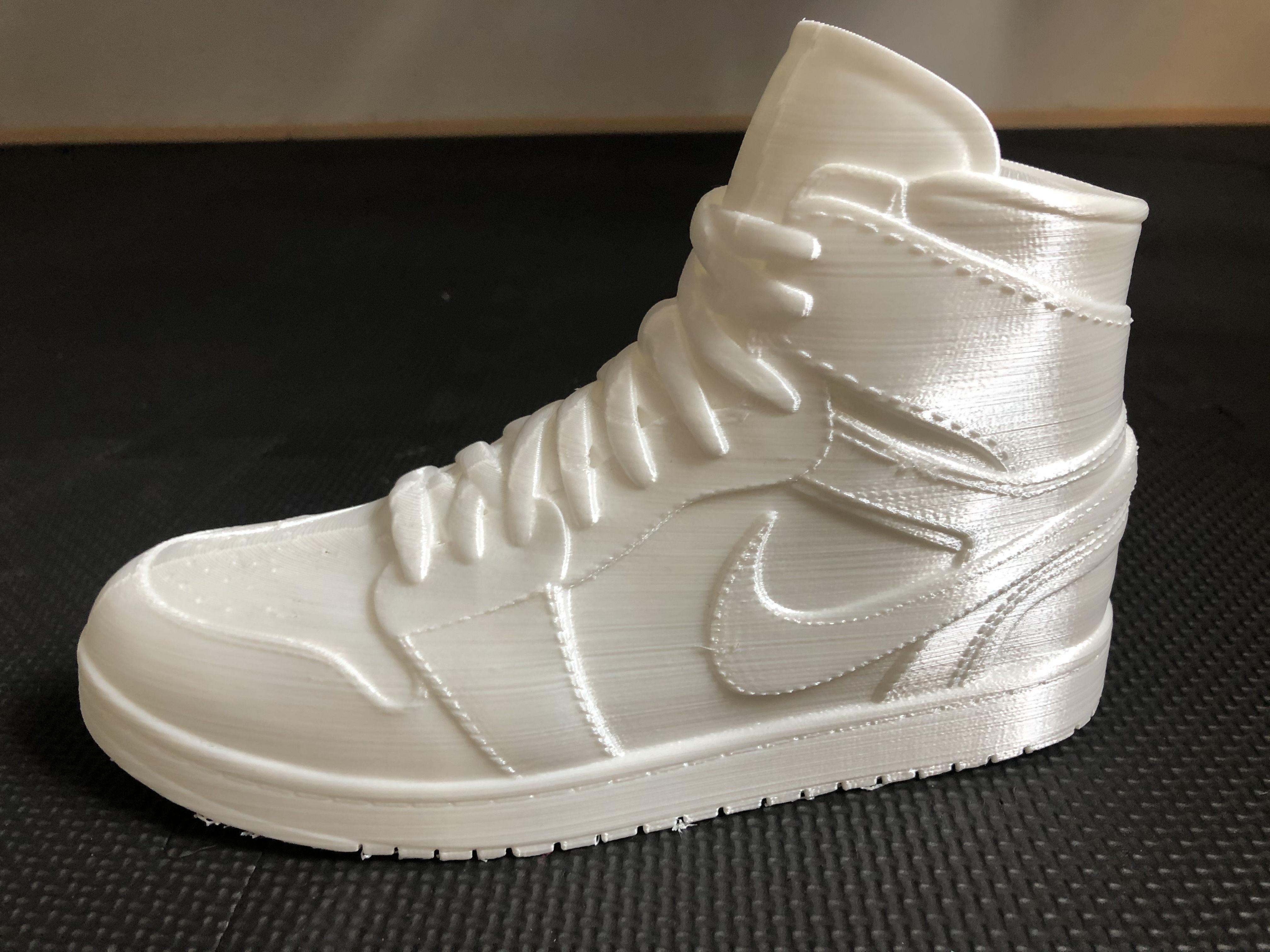 sneakers jordan Modèles d'impression 3D | Mito3D