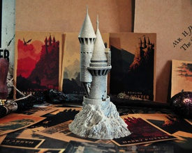owl tower - harry potter games-toys quidditch gryffindor weasley ron hermione dumbledore hagrid voldemort sirius post hogwarts news owl castle tower harry potter games games toys other toys