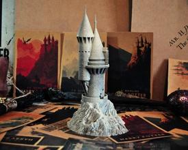 castillo de harry potter