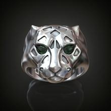 pantera anel pera cortar esmeraldas pantera Signetring anel gato leopardo tigre animal natureza marca joalheria leão Puma gema pêra pera imprimível esmeralda prata ouro panthere argolas